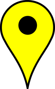 yellow pin