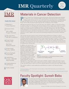 IMR Quarterly Fall 09 Cover web