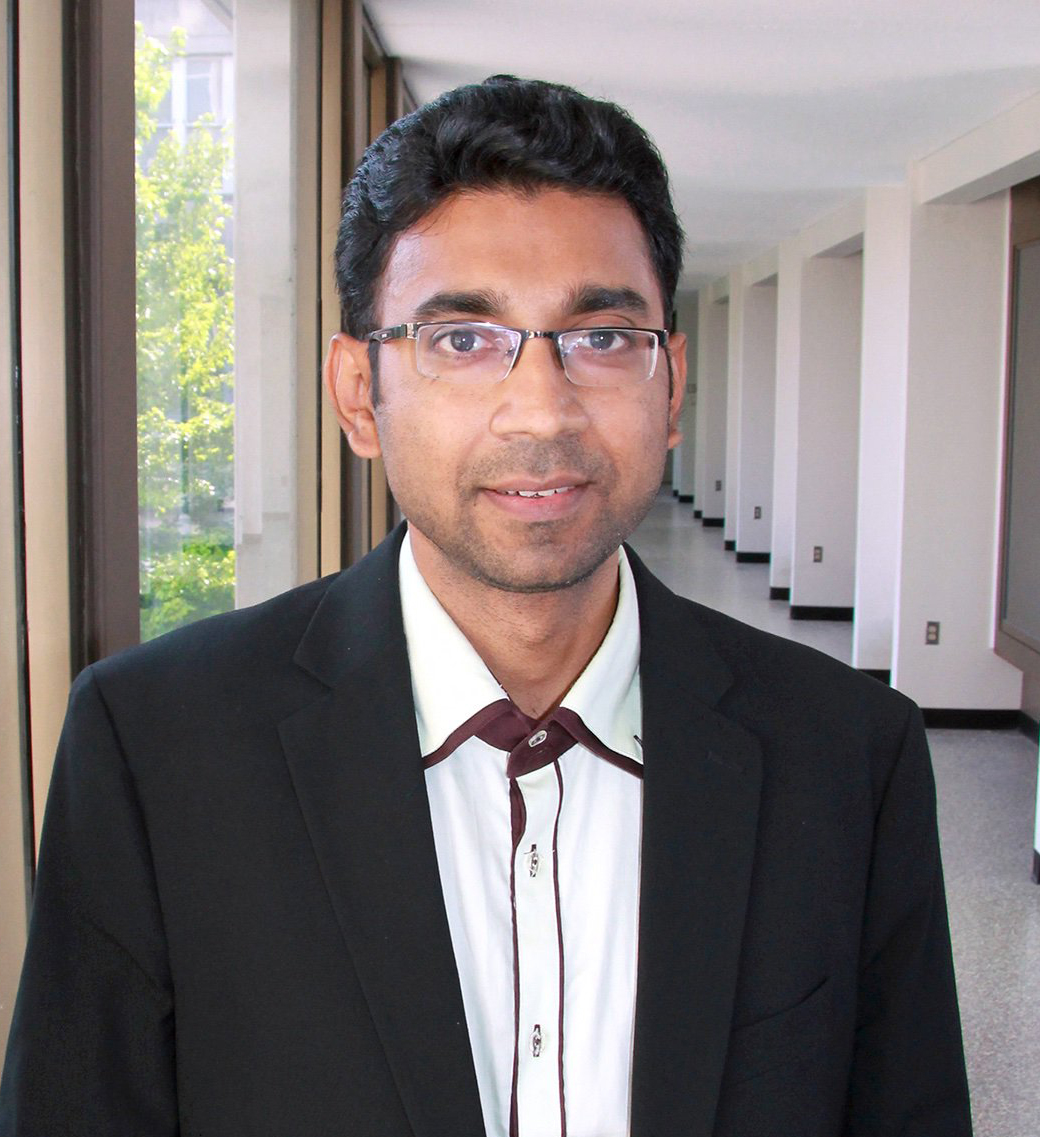 SHAMSUL ARAFIN, Assistant Professor, Electrical and Computer Engineering