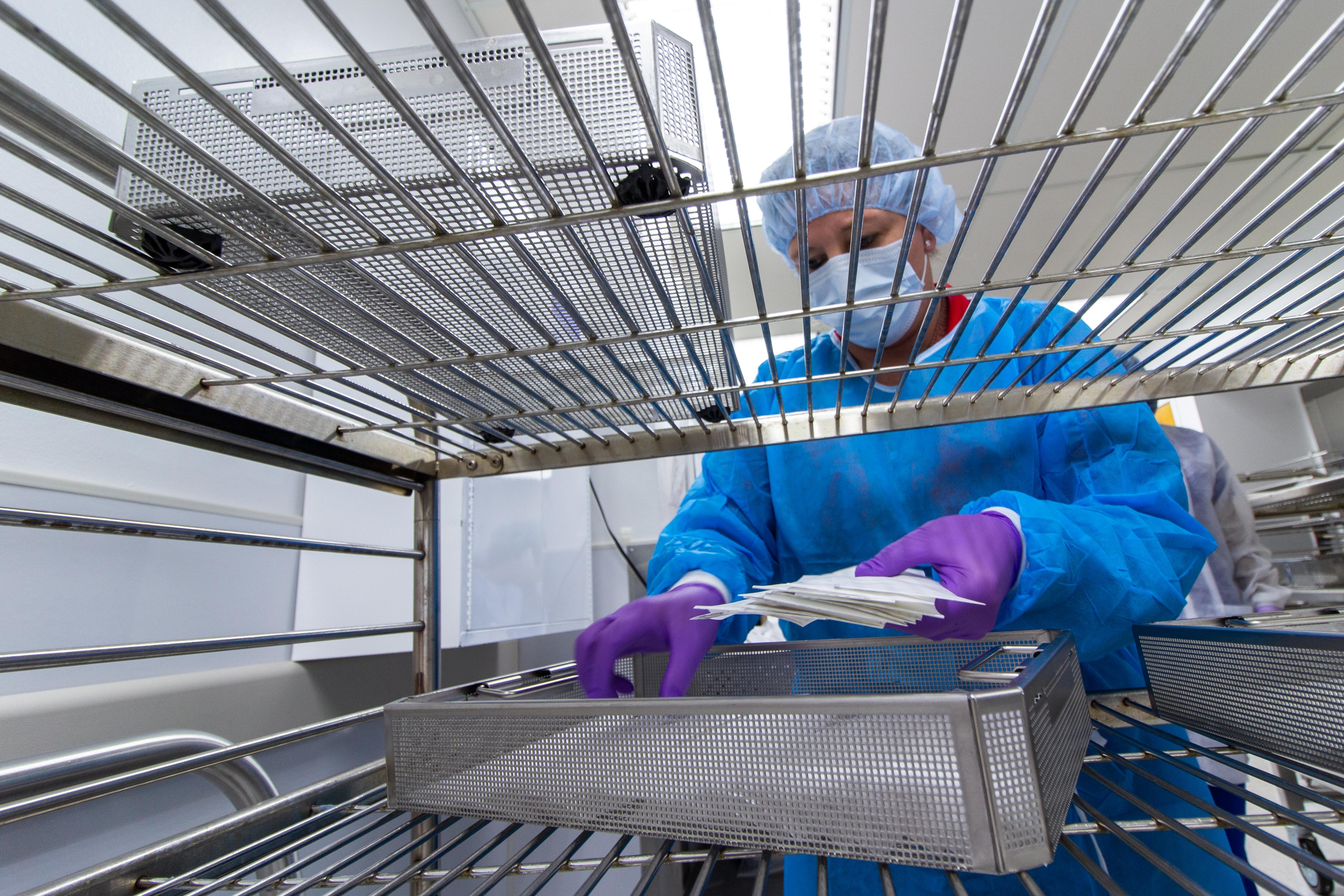 swab sterilization process 1
